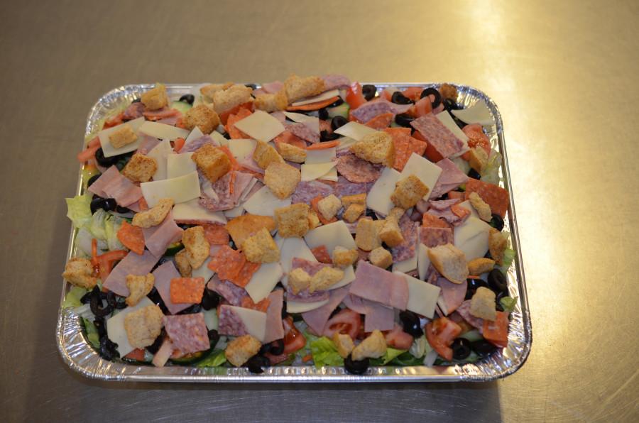 Tray Salads